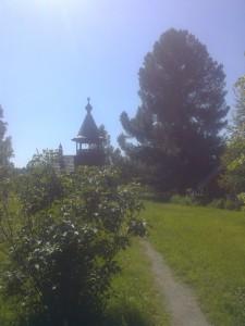 Gulyaevskaya chasovnya