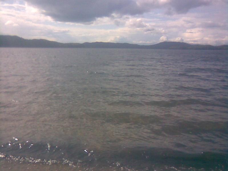 Благословенные Воды озера Тиберкуль