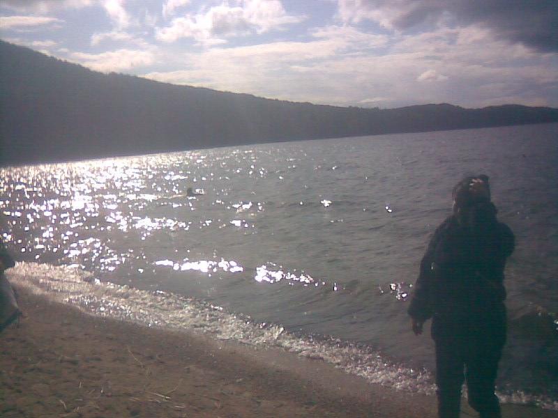 Таежное Озеро Тиберкуль